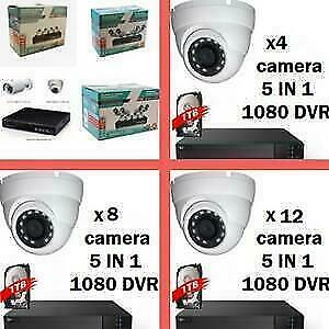 Weekly Promo! High Quality CCTV Security Camera Combo,   CCTV Security Camera Kit, from $350 and up. Toronto (GTA) Preview