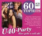 60 Top-Hits Ü40 Party von Various Artists (2014)