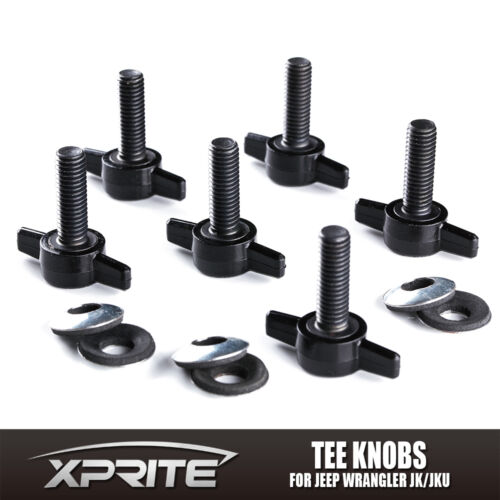 Jeep Wrangler Easy On Off Hard Top Removal Fasteners Nuts Bolts for YJ TJ JK