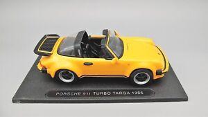 MODELLINO-PORSCHE-911-SCALA-1-43-COLLECTION-AUTO-MINIATURE-DIECAST-CAR-MODEL