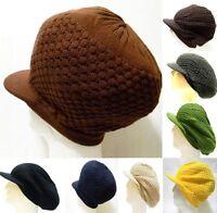 Soft Quality 100% Cotton Jamaica Rasta Dread Lock Beanie Brim Tam Hat Cap Africa