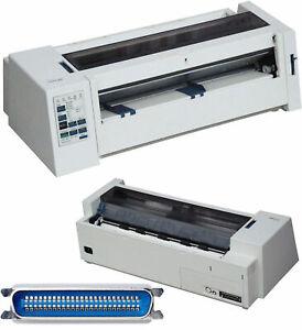 A3 A4 dot-Matrix Dot Printer IBM Lexmark 2381 Plus Band New Msdos Win 95 98