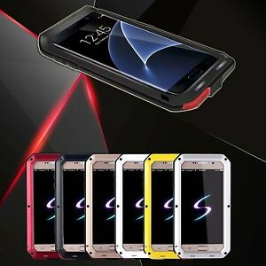 018d12f6e55 Shockproof Aluminum Waterproof Metal Cover Case For Samsung Galaxy ...