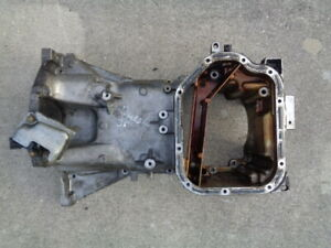 2005 NISSAN QUEST ENGINE UPPER OIL PAN P#11110-ZA000 OEM ...