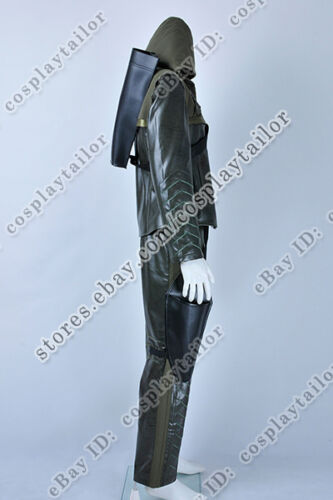 Details about  / Green Arrow Cosplay Oliver Queen Costume Suit Uniform High Qualtiy New Version
