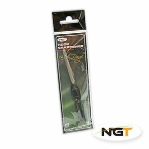 Hook Sharpener Sea Coarse Carp Fishing NGT stone file sharpener tool