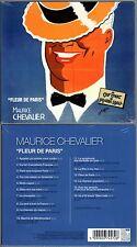 "MAURICE CHEVALIER ""Fleur de Paris"" (CD Digipack) 1992 NEUF"