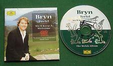Bryn Terfel We'll Keep A Welcome The Welsh Album Orch WNO Gareth Jones CD