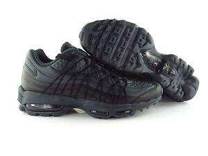 Nike-Air-Max-95-Ultra-SE-Black-90-Grey-UK-6-US-7-Eur-40