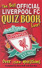 Liverpool Quiz by Dave Ball (Paperback, 2001)
