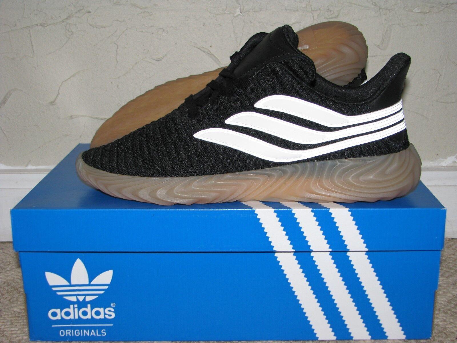 Adidas Originals  Sobakov nero   Bianco   Gum Mens Dimensione 10 DS NUOVO AQ1135 NMD  online al miglior prezzo
