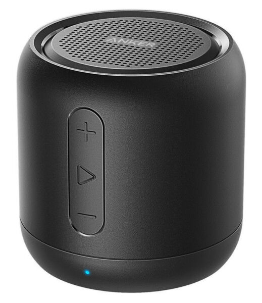 Anker Bluetooth Speaker Fm Radio Bluetooth Usb Cable Replacement Ihealth Blood Pressure Monitor Troubleshooting Lg Bluetooth Headset For Phone: Anker SoundCore Mini Bluetooth Speaker
