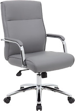 Boss Office Products Chairs Executive Seating Grey