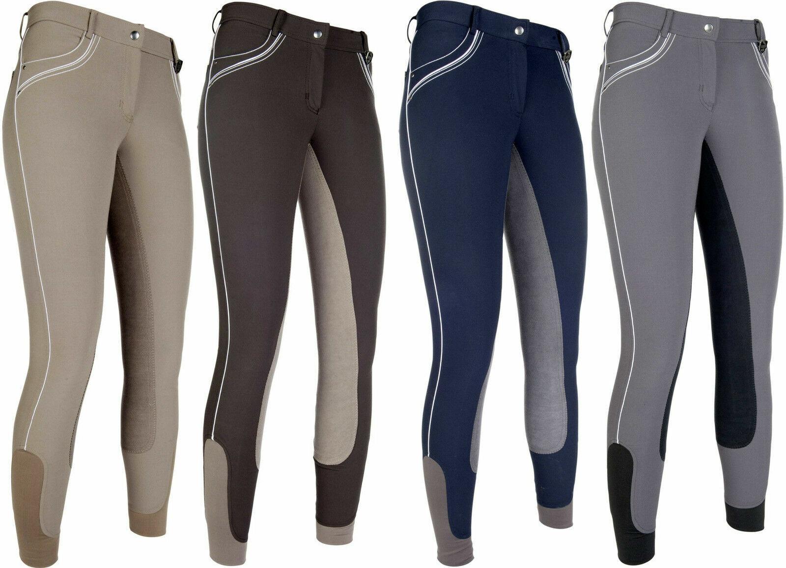 HKM Pantaloni Equitazione london 34 Alos Carico