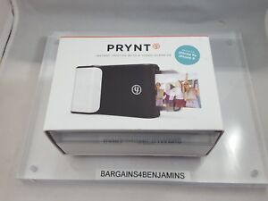 online store 13dfa 880b9 Details about Prynt, Get Instant Photo Prints The Prynt Classic Apple  iPhone 5s 5c 6 / 6s zink