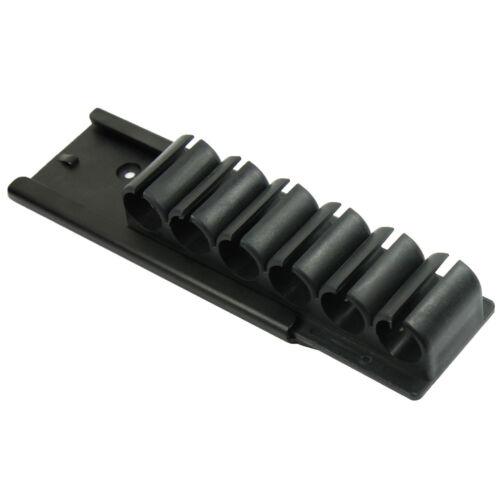 Side Saddle Shotshell Holder Kit 6 Shell 12 Gauge Fits Mossberg Shotguns New