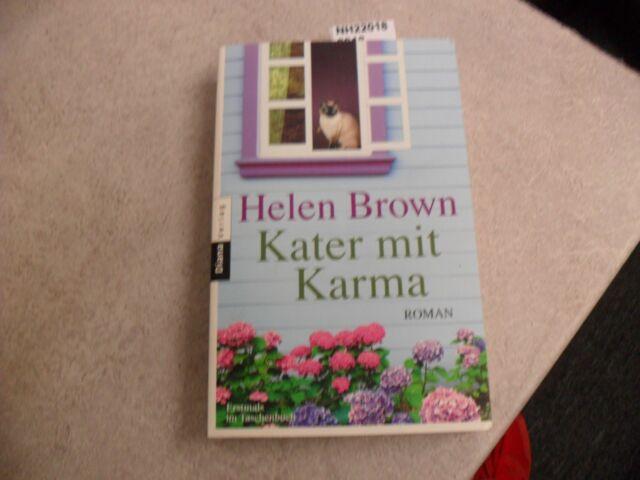 Kater mit Karma von Helen Brown