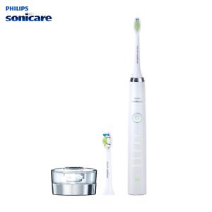 New-Philips-Sonicare-DiamondClean-Toothbrush-Kit-Deep-Clean-White-w-o-Box