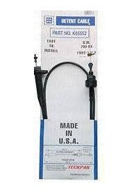 700R4 700 4L60 2004R New TV Detent Kickdown KD Cable 1981-92 K65552 TeckPak USA