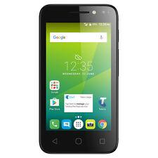 "Alcatel Pixi Vibe 4034A Black 4"" Screen 2MP Camera Android OS 6.0 Unlocked"