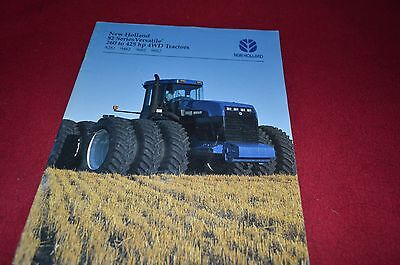 Ford TW-5 TW-15 TW-25 TW-35 Tractor for 1987 Dealer Brochure DCPA10