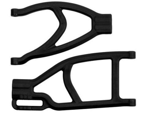 Rpm bras de suspension arrière gauche Epaissit E summit Noir 70432 //revo//Brushless