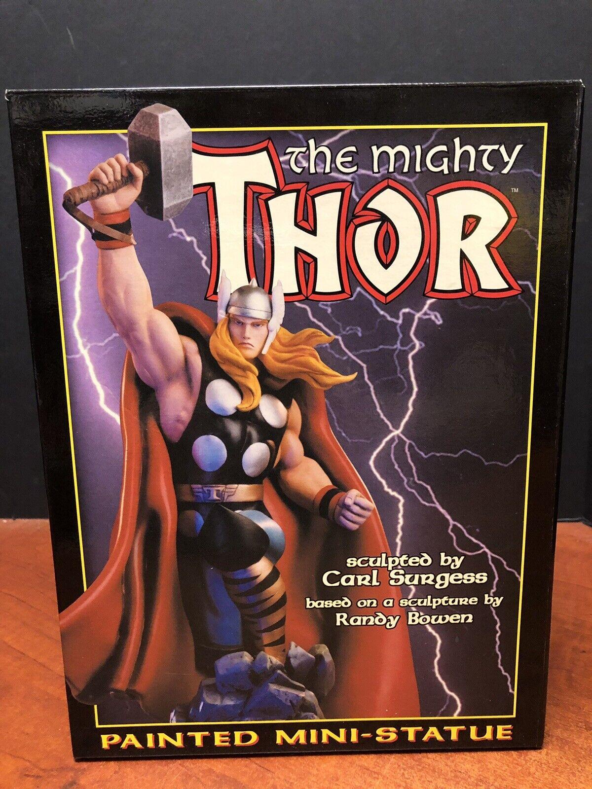 Bowen Designs Marvel Thor Mini Statue TAMP0232