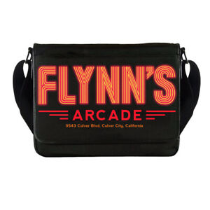 Flynns-Arcade-Messenger-Bag-Tron-Movie-Encom-Retro-Vintage-Geek-Man-Cave-Film