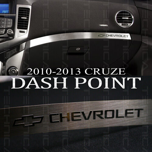 CHEVROLET Dash Board Garnish Hair-line Metal For CHEVROLET 2010-2014 Cruze