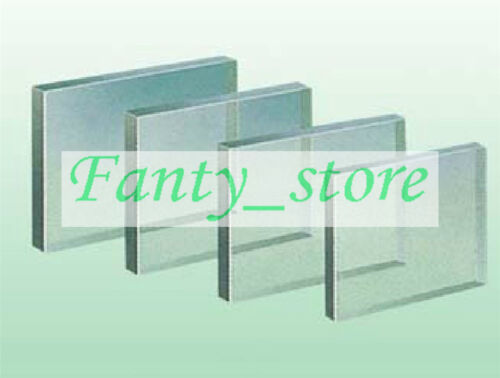 1pcs Radiation Safety X Ray Protective Lead Glass Sheet 300mm*300mm*8mm #UB3-1