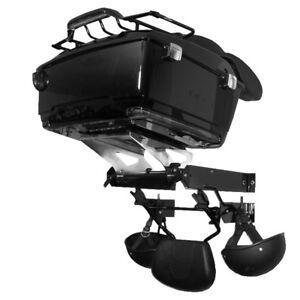 Tour Pak Trunk Helmet Accessory Storage Rack Shelf