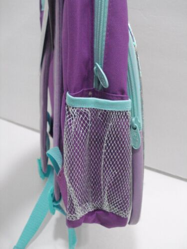 Disney Frozen Sisters Are Magic Back to School Backpack Elsa w//Faux Hair Braid
