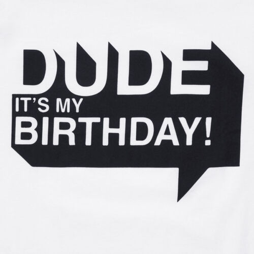 ~NEW~ DUDE BIRTHDAY Boy Shirt 18-24 Month 2T 3T 4T 5T 4 5-6 7-8 10-12 14 16 GIFT