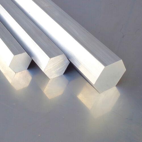 Aluminum HEX SW 12mm Length Selectable 6-sided Rod AlCuMgPb Aluminium 6 Sided 12 MM