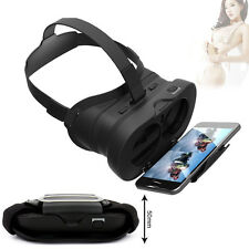 Virtual Reality VR Headset 3D Glasses Foldable For Android IOS iPhone Samsung