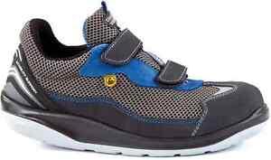 vendita calda genuina le più votate più recenti liquidazione a caldo Dettagli su SCARPA ANTINFORTUNISTICA GIASCO ERGO SAFE HAWAII S1P - Safety  footwear