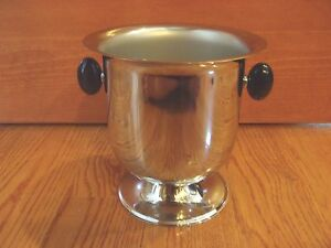 Retro French Jean Couzon Champagne Mini Wine Ice Bucket