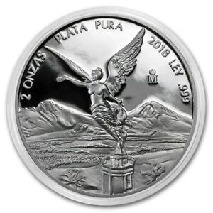 SALE-PROOF-LIBERTAD-MEXICO-2018-2-oz-Proof-Silver-Coin-in-Capsule
