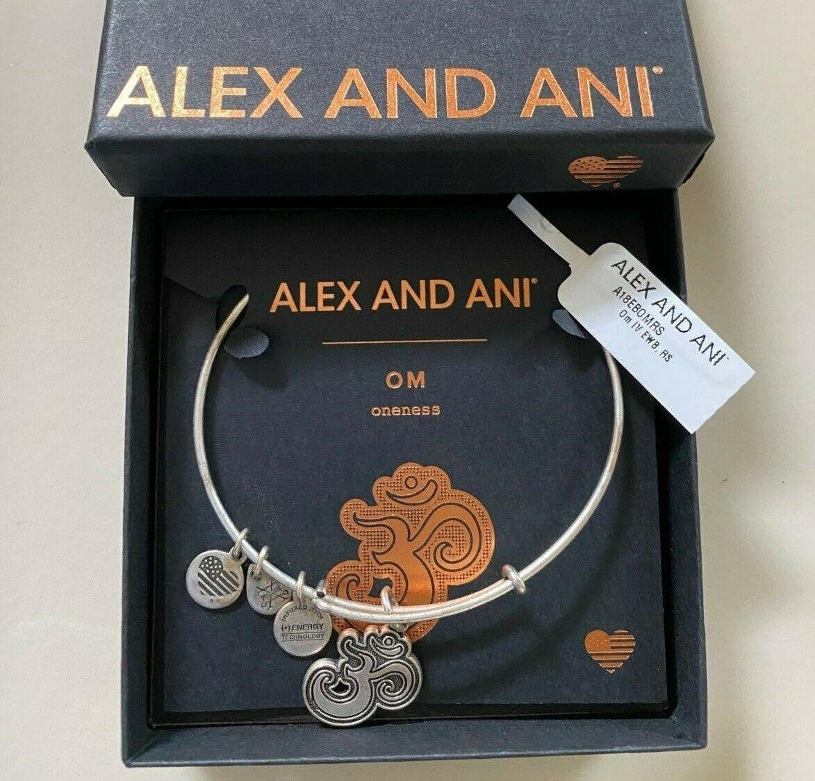 Alex /& Ani Om RS
