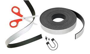 Magnetklebeband-Magnetstreifen-Magnetfolie-Klebeband-Magnetband-selbstklebend