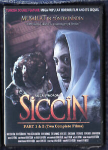 Details about SICCIN 1 & 2 Double Feature (2014/15) Turkish Horror Hit w/  English subs DVD NEW