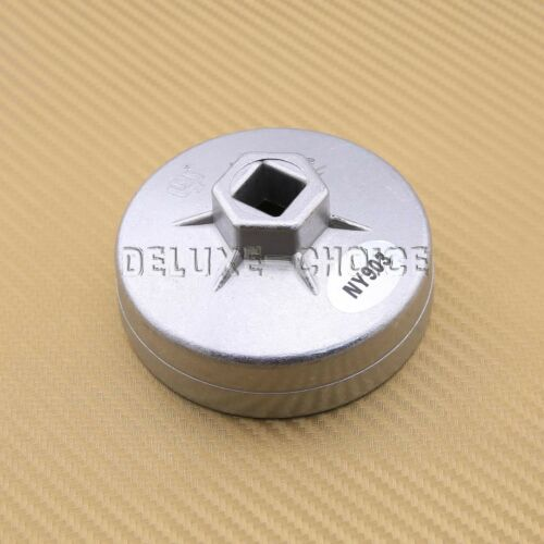 Oil Filter Socket Wrench 74MM 14 flute Tool for FIAT Opel Kia BMW Audi Benz VW