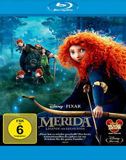 Merida Legende Der Highlands Blu Ray Video Ebay