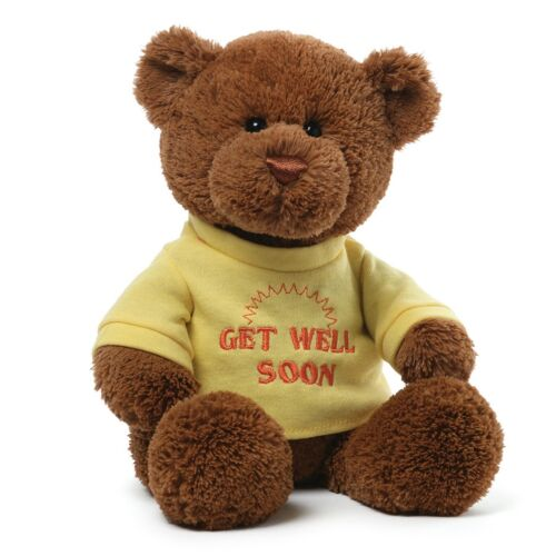 Gund Get Well Soon Bear 12/""