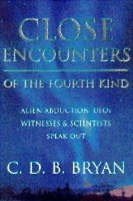 """""""AS NEW"""" Bryan, C D B, Close Encounters Of The Fourth Kind: Alien Abduction, UFO"""