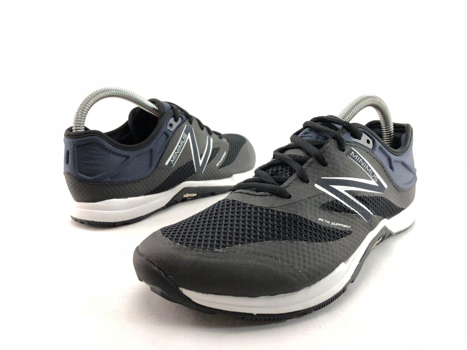 New Balance Minimus 20v7 Women's Black Running Trainer Sneakers US 7.5 D 196D
