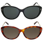 Gucci Havana Gold or Black Cat Eye Sunglasses  - Choose your color