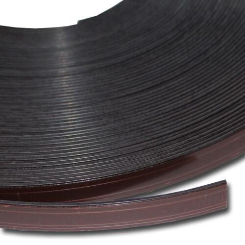 Magnetfolie Magnetband Magnet-Etiketten Streifen Bänder C-Profil DIN A4 A3 A5
