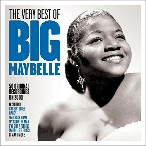 Big Maybelle - Very Best of [New CD] UK - Import