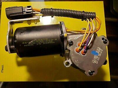 Transfer Case Actuator ACDelco GM Original Equipment 89059688 NEW